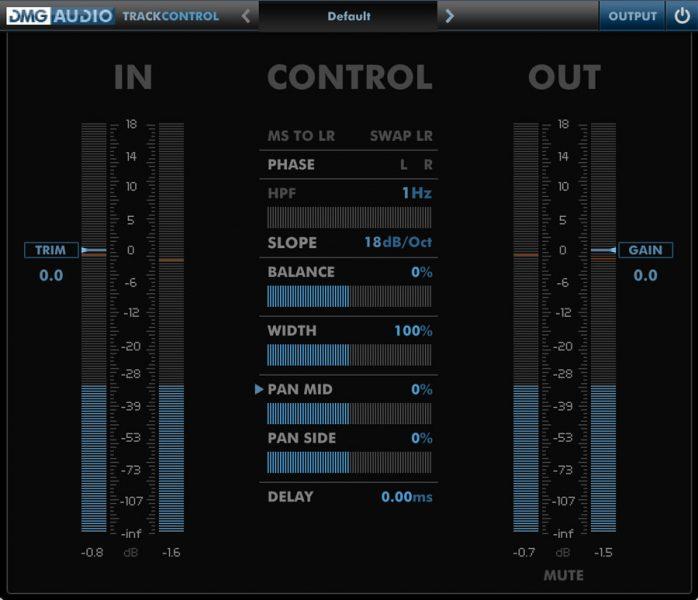 وی اس تی پلاگین Trackcontrol
